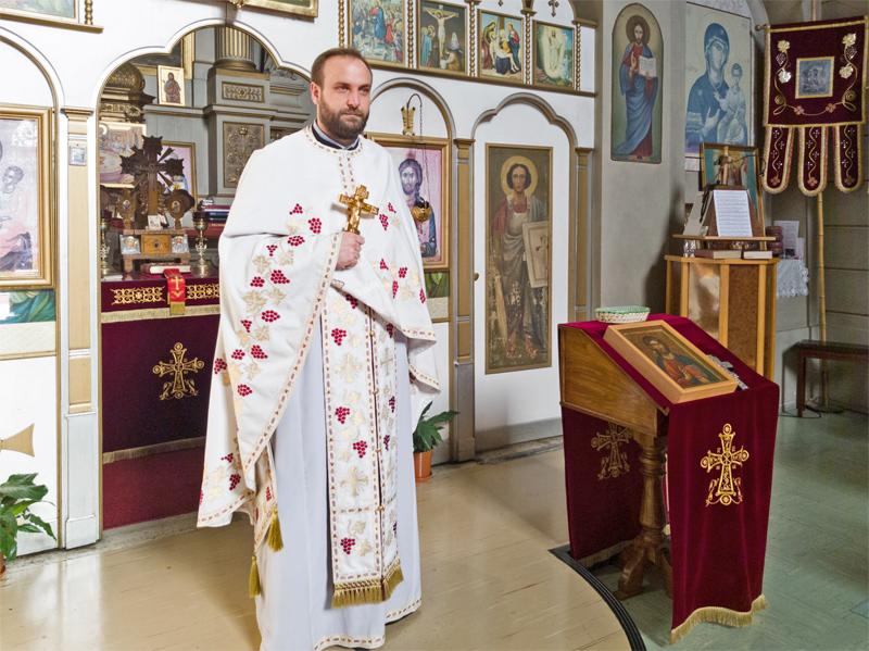 Serbisch-Orthodoxe übernehmen Herz-Jesu-Kirche