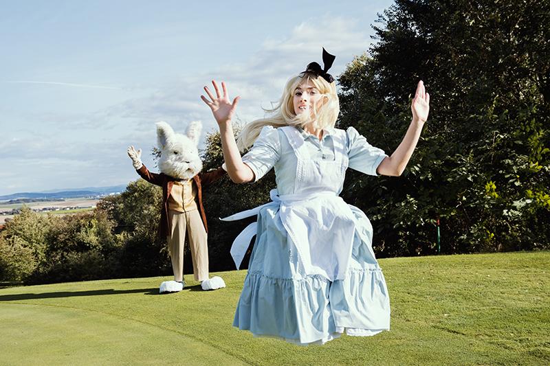 Landestheater Niederösterreich Alice im Wunderland
