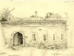 Gisela Rottonara, Spital, Zeichnung, Oktober 1942, Inv. Nr.: PT 14158