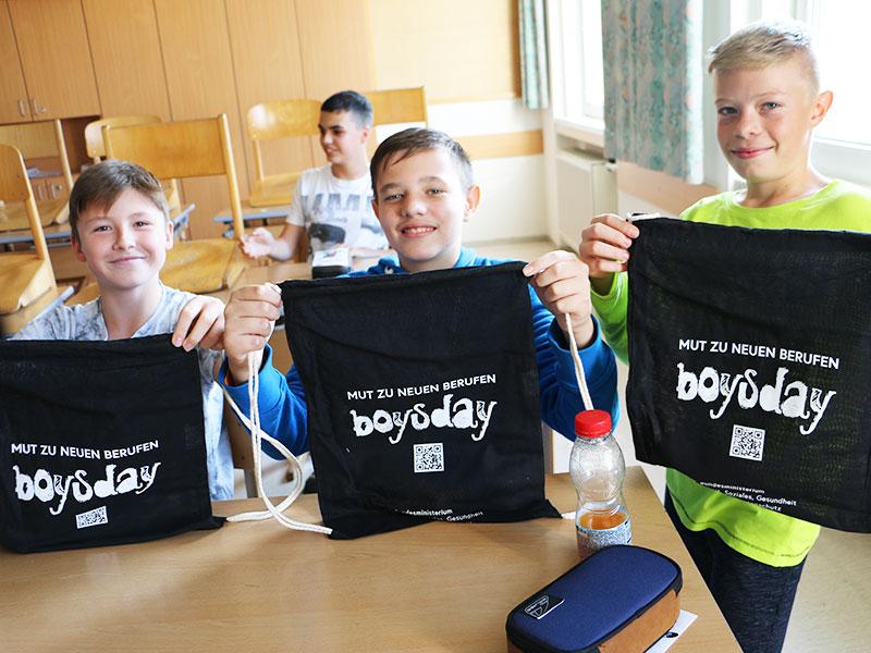 Boys Day Steinberg