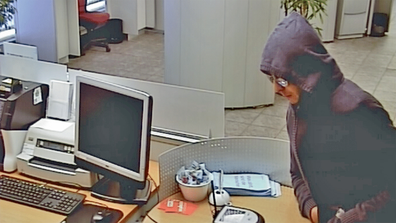 Bankraub Bankräuber Fahndung Linz-Urfahr