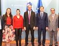 Cerar sprejem slovenska narodna skupnost