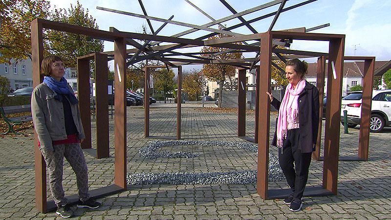 Lockenhaus Holocaust-Denkmal