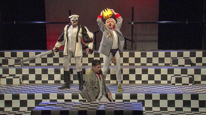 Klagenfurter Ensemble König Ubu