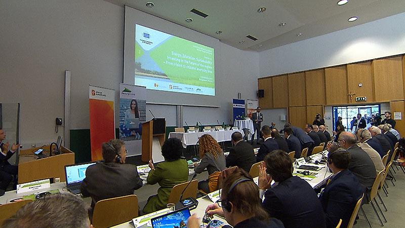 FH Pinkafeld, EU-Treffen