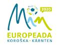 Europeada 2020 uraden datum znan Fuen logo