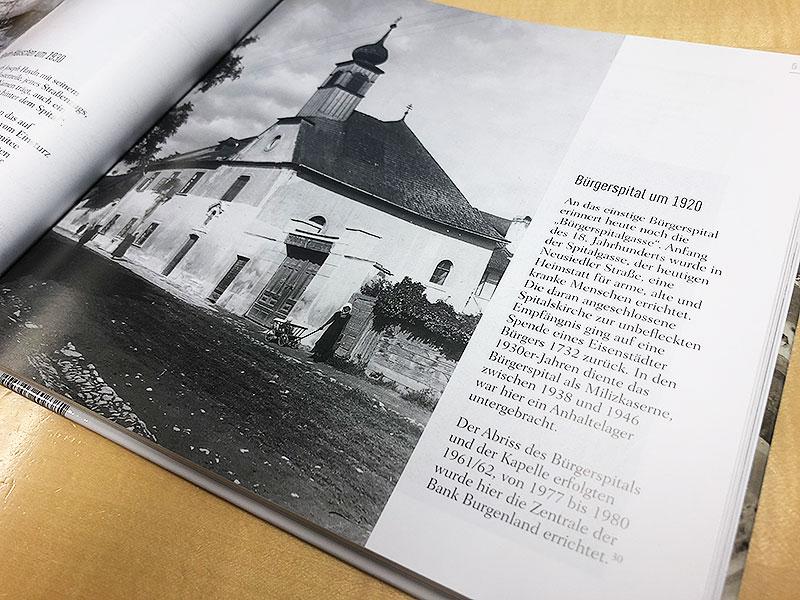 """An das einstige Bürgerspital erinnert heute nur noch die """"Bürgerspitalgasse"""""""