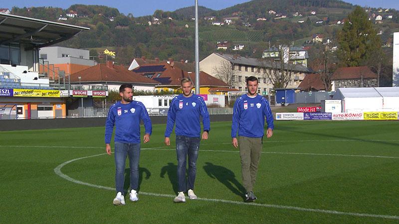 Dario Tadic, Michael Huber, Philipp Siegl