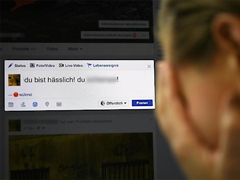 Hassposting im Internet
