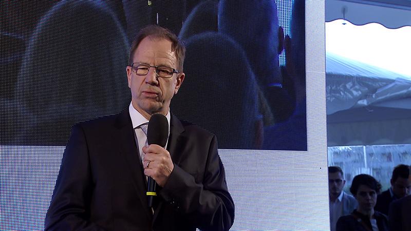 Infineon Vorstand Reinhard Ploss