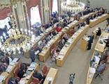 Landtag Sitzungssaal