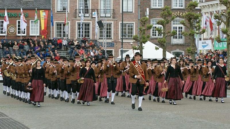 Musikkapelle Geisberger Aufweck-Bläser