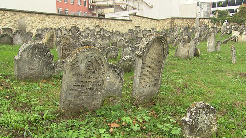 Synagoge, Jüdischer Friedhof Eisenstadt