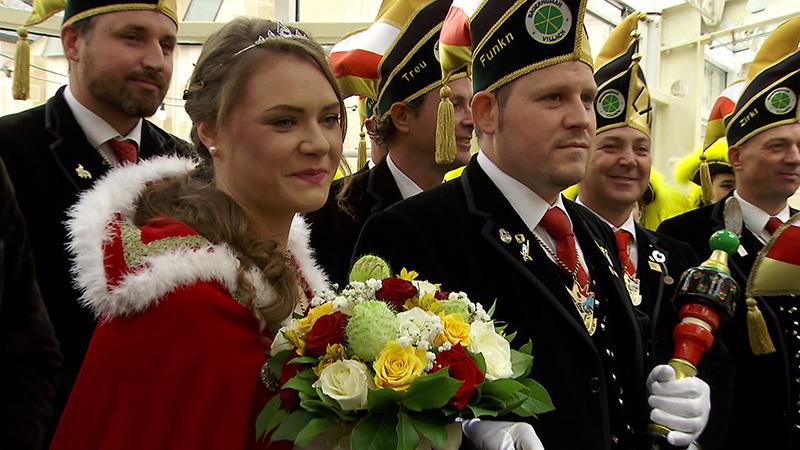 Villacher Fasching Prinzenpaare