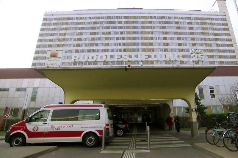 Krankenhaus Rudolfstiftung