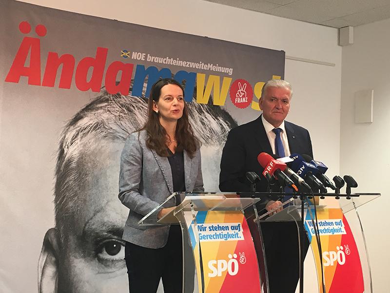 SPÖ PK Plastikfrei Niederösterreich