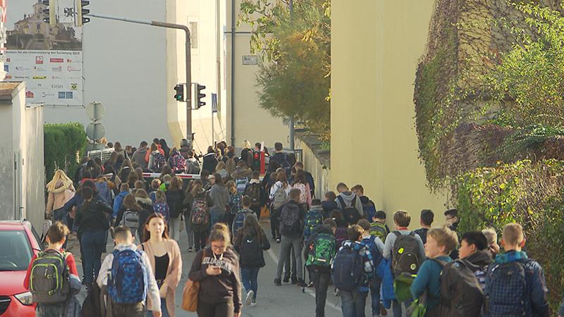 Theresianum Eisenstadt, Schüler, Schule