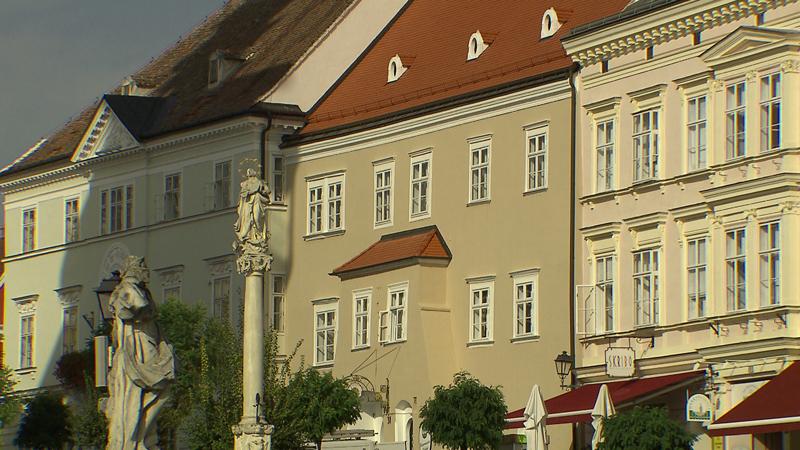 Revitalisierung Retz Weinhof Hauptzplatz Weinstube