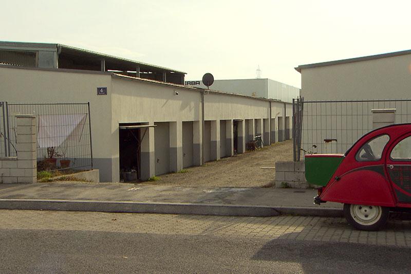 Garage in Liesing