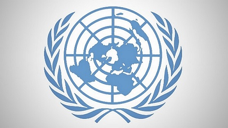 Logo der United Nations