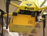 Post-Drohne Technisches Museum Ausstellung