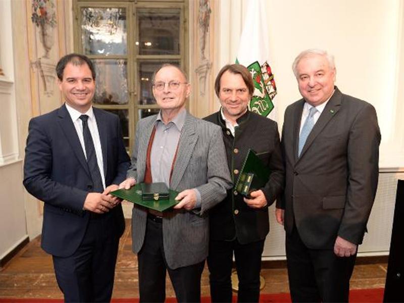 Verleihung Ehrenzeichen Land Steiermark