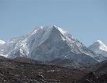 Der Island Peak im Himalaya