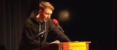 Junge Textfunken Funksalon Gewinner