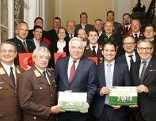 Auszeichnung Feuerwehrfreundliche Betriebe Steiermark