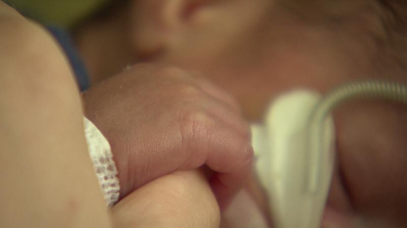 Spitalsgerät Frühgeborene