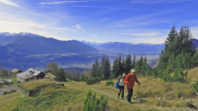 Hundskopf Bergtour