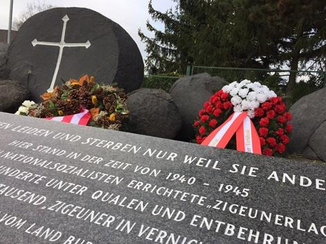 Gedenkfeier Lackenbach
