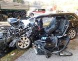 Verkehrsunfall Loipersdorf