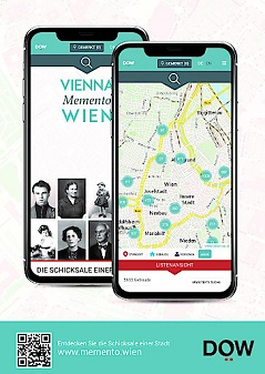 Screenshot Website memento.wien Stand 12.11.2018
