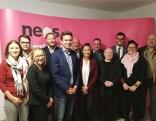NEOS Team für Gemeinderatswahl