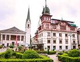 Marktplatz in Dornbirn