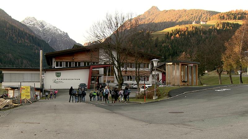 Schulweg Lesachtal Ersatzstraße Unwetter