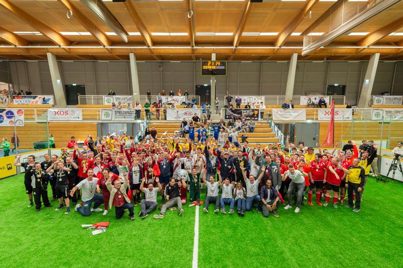 Sport Fußball Special Needs Cup St. Pölten