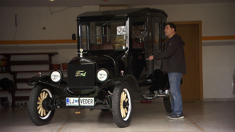 SSC Auto Marko Kveder Holzauto