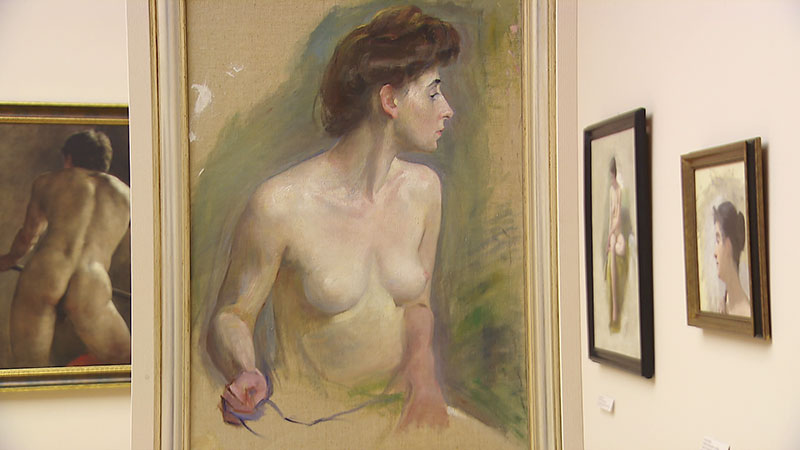 SSC Ausstellung Ivana Kobilca Slowenische Nationalgalerie
