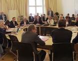 Sitzung des Salzburger Stadtsenats