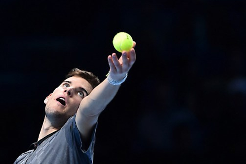 Tennis ATP Finals London 2018 Dominic Thiem