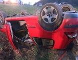 Verkehrsunfall Magdalensberg