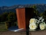 Krematorium und Verabschiedungsraum