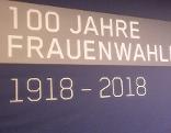 13.11.18 Wahlrecht Frauen Gründung Republik 1918