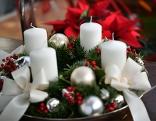 Adventkranz Weihnachten