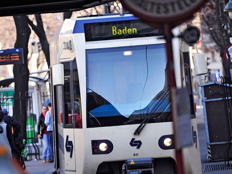 Die alte Badner Bahn