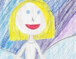 Aktion Christkind Zeichnung