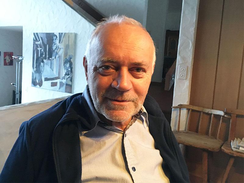 Naturschützer Mario Broggi