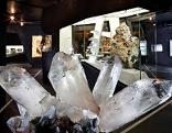 Bergkristall im Museum Bramberg